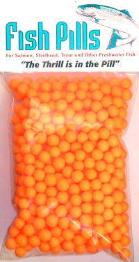 Fish Pills Guide Pack: Sun Orange