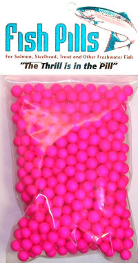Fish Pills Guide Pack: Cerise