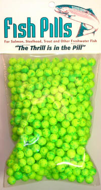 Fish Pills Guide Pack: Clown Green