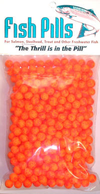 Fish Pills Guide Pack: Clown Red