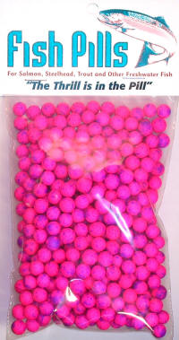Fish Pills Guide Pack: Clown Pink