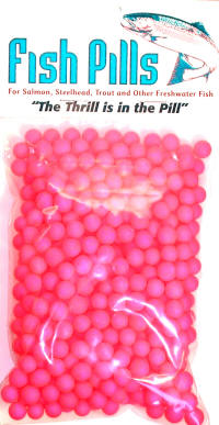 Fish Pills Guide Pack: Shrimp Pink