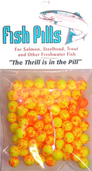 Fish Pills Standard Packs:Clown