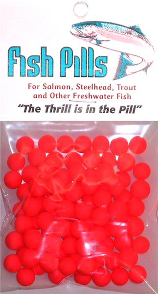 Fish Pills Standard Packs:Rocket Red