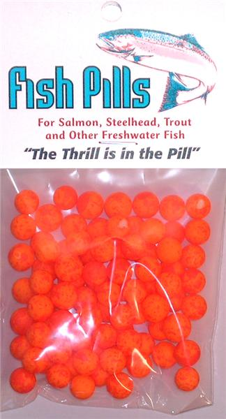 Fish Pills Standard Packs:Clown Red