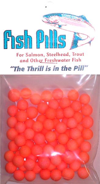 Fish Pills Standard Packs:Peach