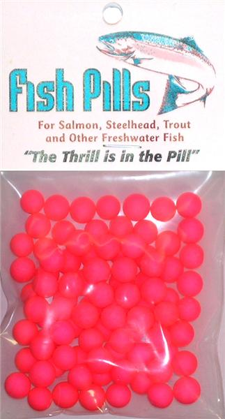 Fish Pills Standard Packs:Shrimp Pink