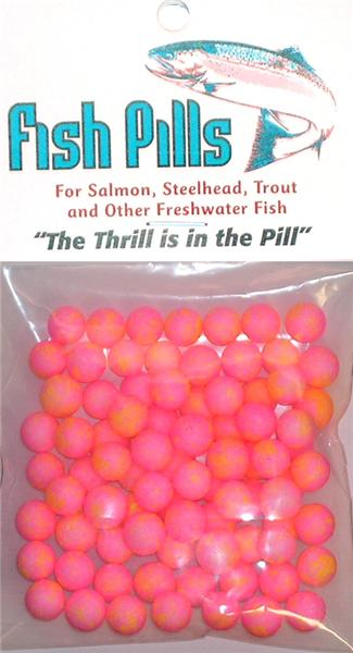 Fish Pills Standard Packs:Strawberry Shortcake