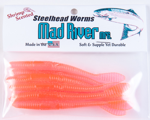 Steelhead Worms: Mathalonite