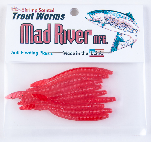 Trout Worms: Bloodworm