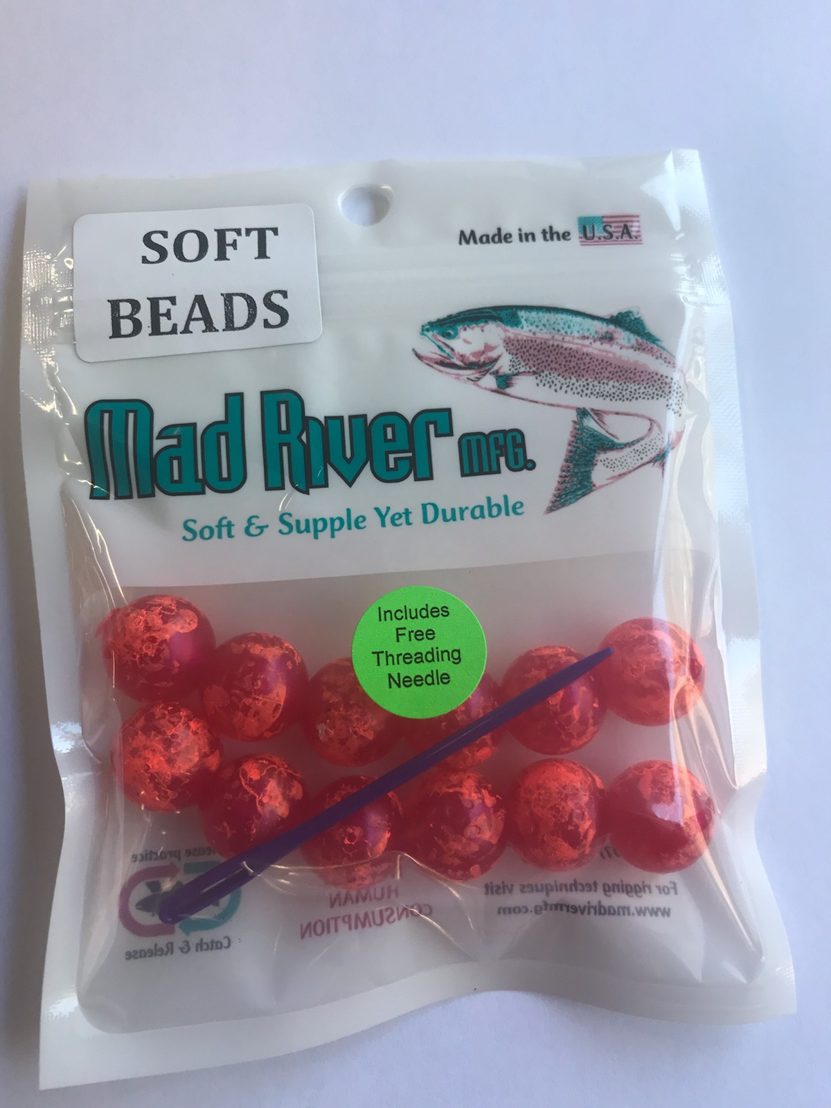 Soft Beads, Red Haze