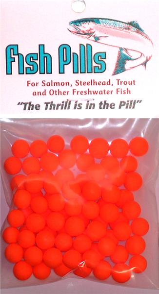 Fish Pills Standard Packs:Sun Orange