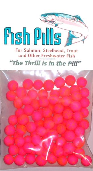 Fish Pills Standard Packs:Cotton Candy