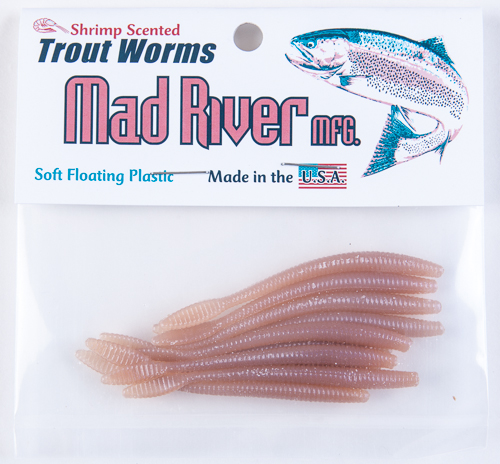 Trout Worms: Earthworm