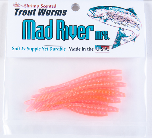 Trout Worms: Mathalonite