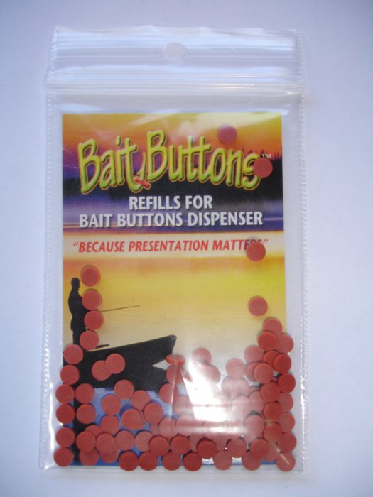Bait Button refill pack