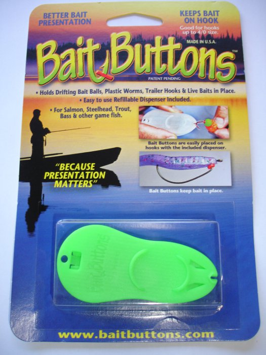 Bait Button Dispenser